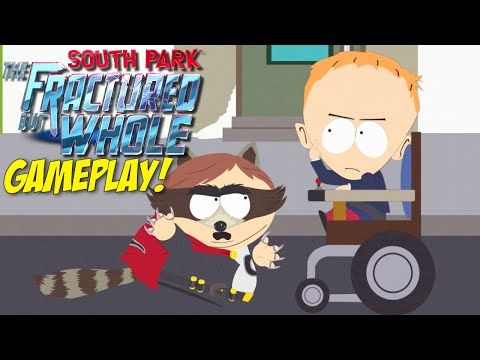 OH SH#T!! NEW! [SOUTH PARK: THE FRACTURED BUT WHOLE] [GAMEPLAY!]