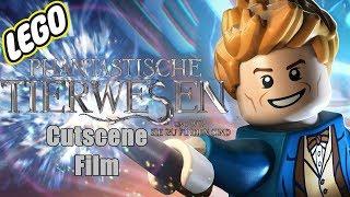 LEGO Phantastische Tierwesen und wo sie zu finden sind -Der Film- [Cutscenes/HD/German]