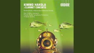 Clarinet Concerto: IV. Khasene: Rubato - Andante - Allegro - Adagio - Rubato - Allegro - Rubato...