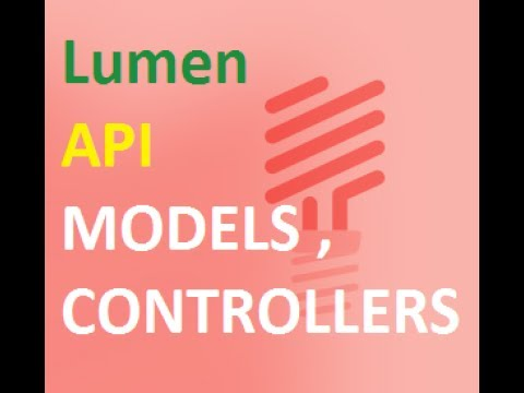 API tutorial for Beginners step by step - 5 - models and controllers actions