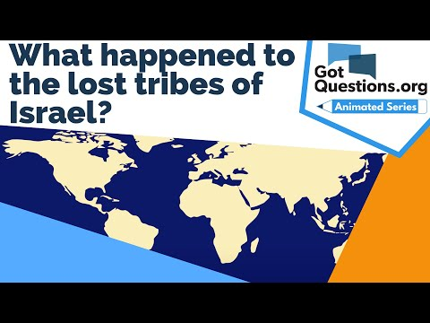 What Happened To The Lost Tribes Of Israel?