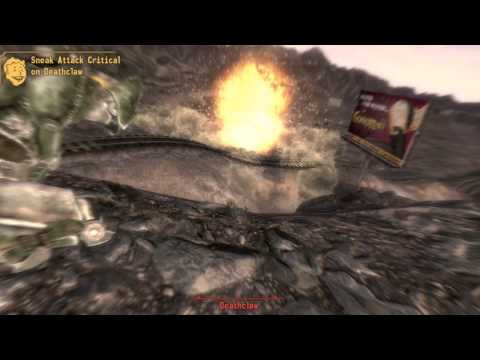 Fallout New Vegas - Boom de yada - the world is just awesome