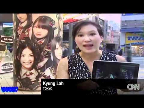Japan's Virtual pop star