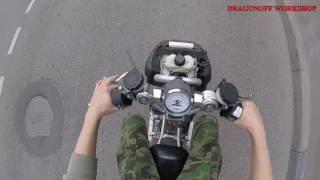 скутер покатушки dragster mhr racing c16 21cp selettra overrange 125км ч