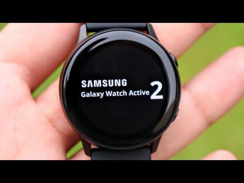 .三星 Galaxy Watch Active 2 新增功能將包括心電圖和跌倒檢測