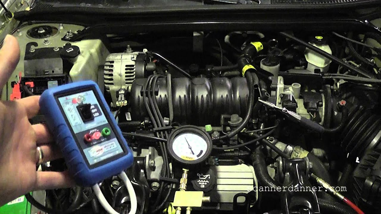 hight resolution of symptoms and causes of low fuel pressure part 1