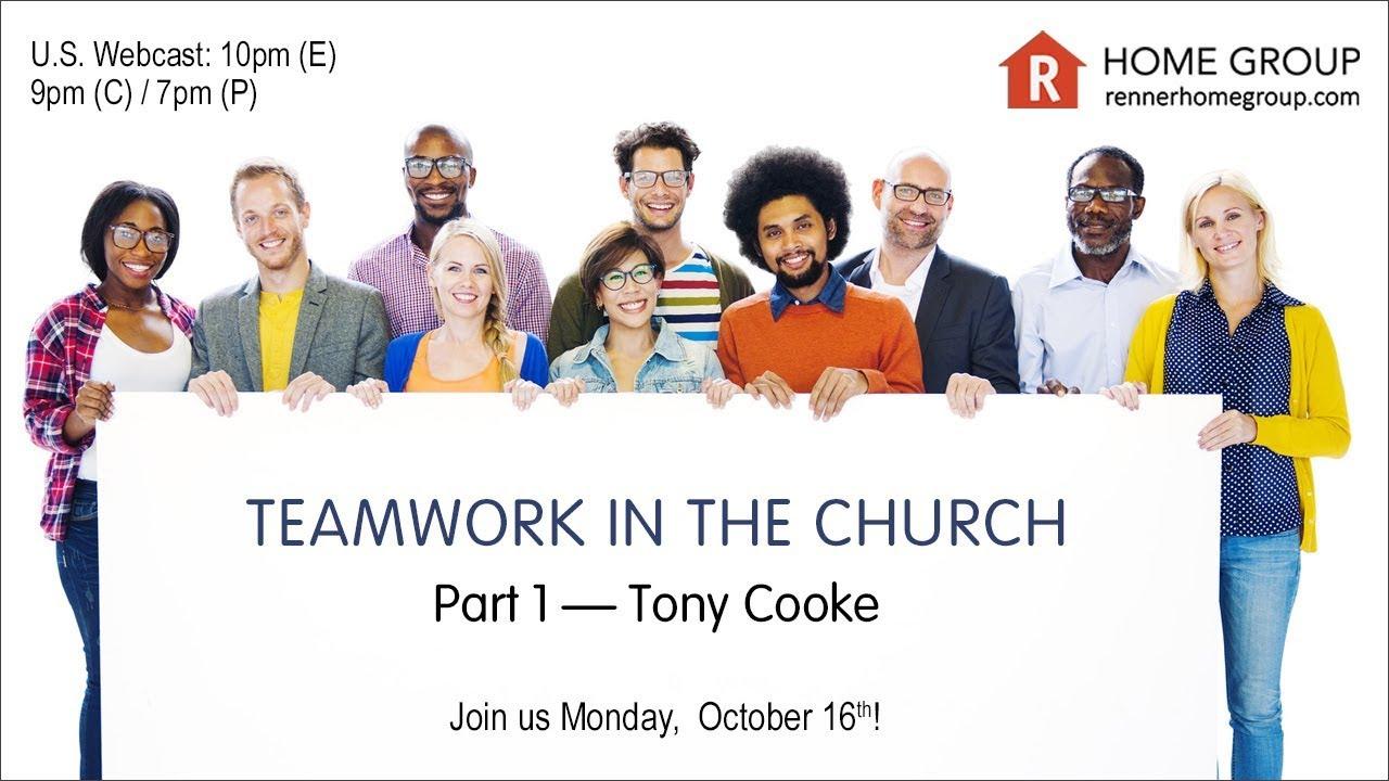 Church teamwork
