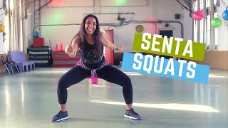 Senta - Reis Fernando | Afro Squat Song | Zumba