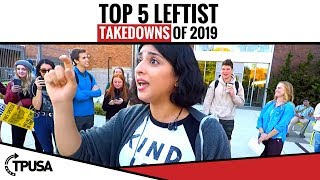 The Top Five Leftist Takedowns of 2019