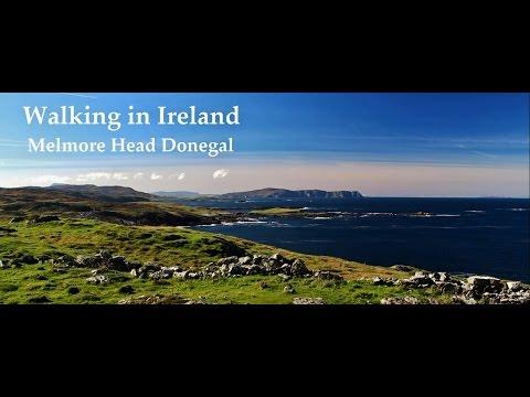 Walking in Ireland - Melmore Head, Donegal