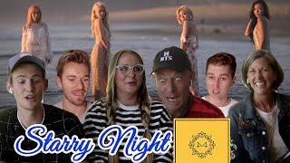 미국인 가족 + 친구들에게 마마무 보여주기! 마마무 - 별이 빛나는 밤