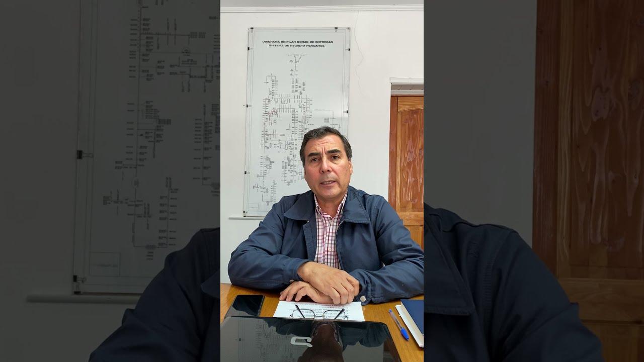 Testimonio Claudio Letelier - Administrador Canal Pencahue