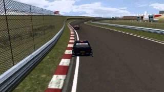 F1Race Campeonato DTM 2012 GP Zandvoort