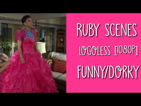 On my Block - Ruby Funny/Dorky Scenes | Logoless [1080p]