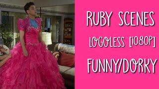 On my Block - Ruby Funny/Dorky Scenes   Logoless [1080p]