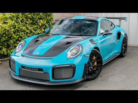 2018 porsche 911 gt2 rs weissach for sale youtube. Black Bedroom Furniture Sets. Home Design Ideas