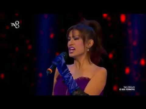 Yıldız Tilbe Şhow'u -  El Adamı   O Ses Türkiye