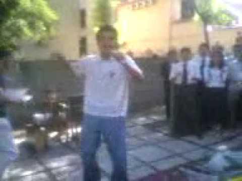 Tashkent School #91 - May 25, 2005 - Последний Звонок