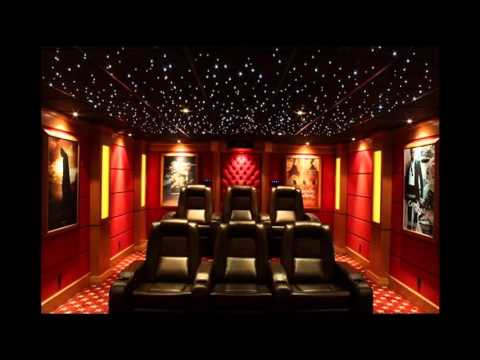 Home Theater Color Ideas