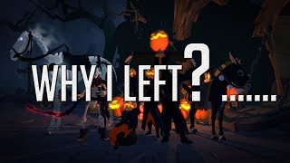 Albion Online | WHY I LEFT ......| What is happening and quick thoughts