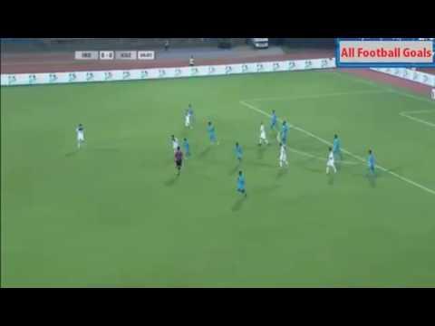 Sunil chetri Goal vs Kyrgyz republic