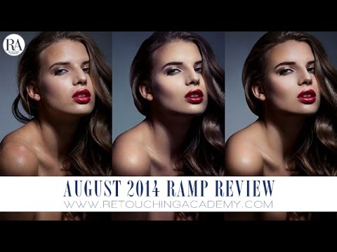 Retouching Academy: August 2014 Mentorship Program Submissions Critiques