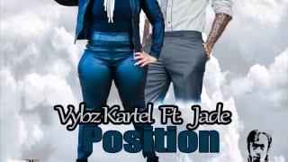 Vybz Kartel x Jade - Position - Raw (Official Audio) | Prod. DJ Sky Records | 21st Hapilos (2016)