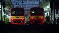 Lagu Anak Indonesia : Aku Cinta KRL (Kereta Listrik Kita) Video Lirik
