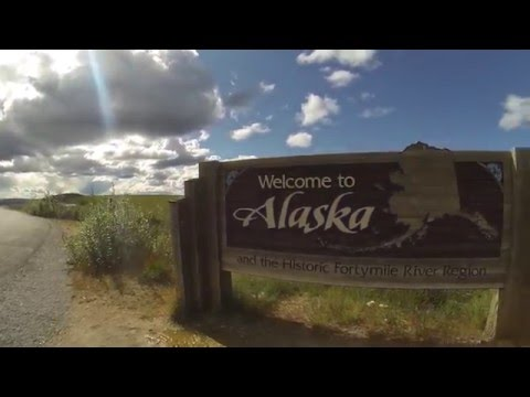 4x4 Road trip from Alaska to Mexico