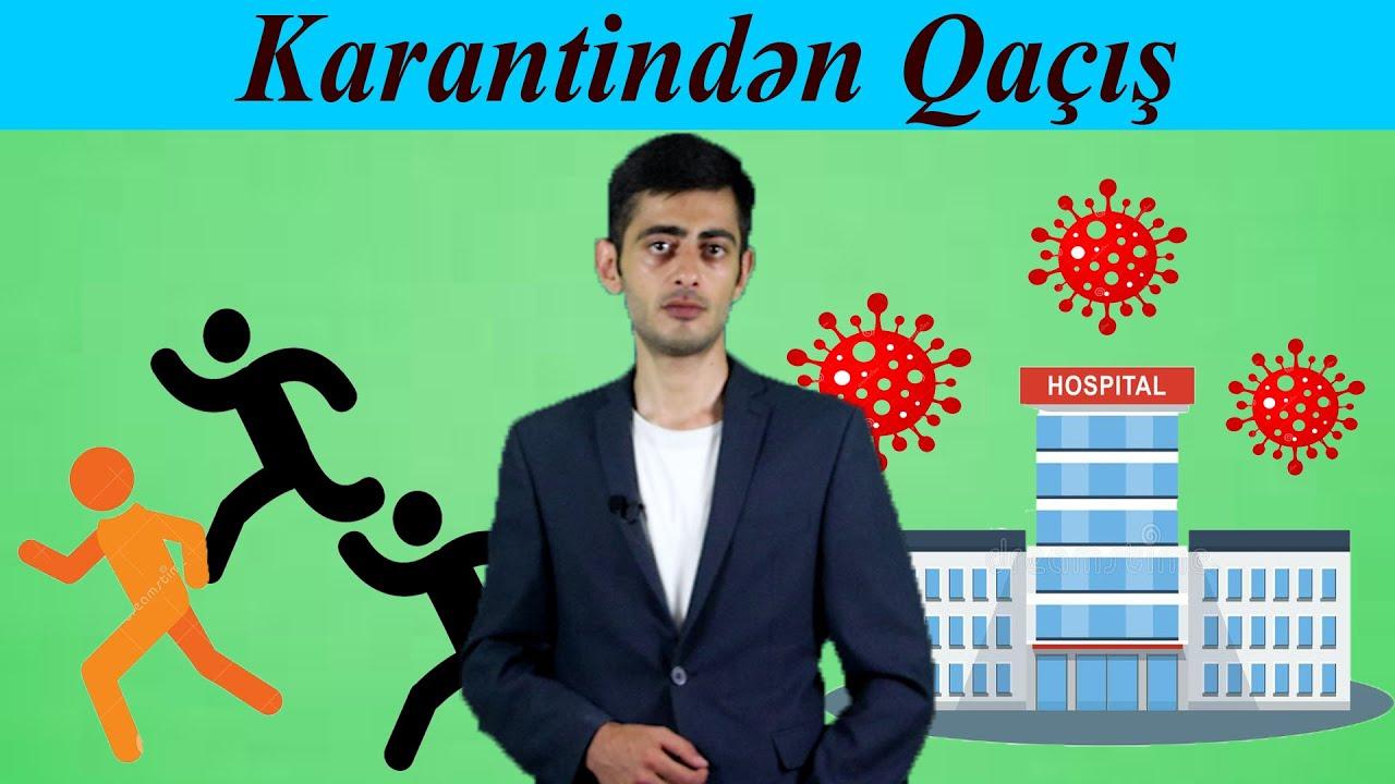 """Xəbər var: """"Karantindən qaçış - Hara gedirik?"""""""