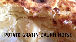 Classic Potato Gratin Dauphinoise recipe & cook with me :)