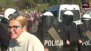 Marsz Równości w Lublinie i kontrmanifestacja - online