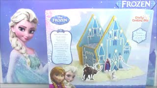 Disney Frozen Sugar Cookie Castle How to Make a Frozen Gingerbread house Elsa Anna Olaf