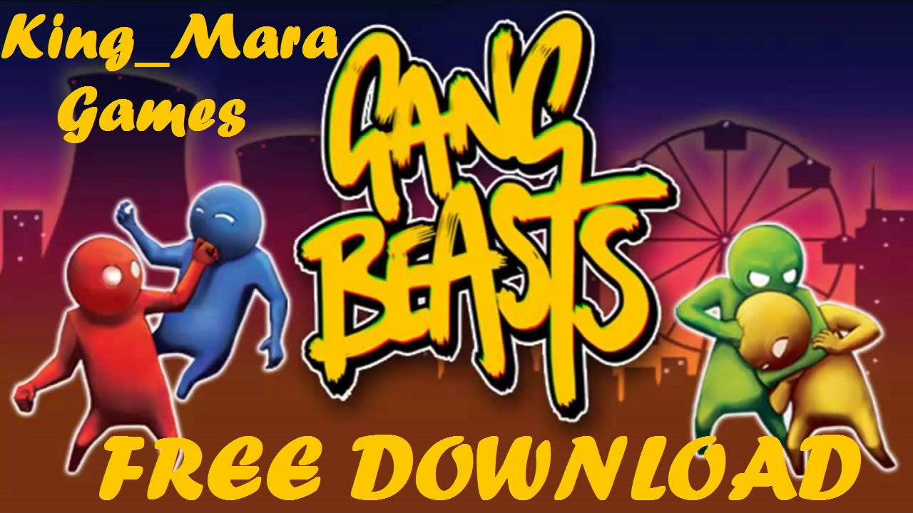 How to download gang beasts 0. 5. 5 (new version) with multiplayer.