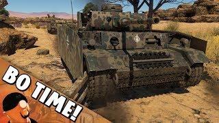 """War Thunder - Panzer III M """"Panzer Power!"""""""