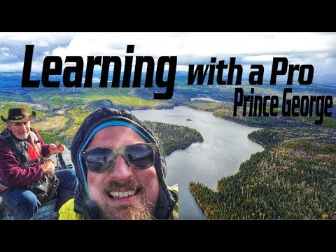 Trout Fishing With A Pro And Fun Time On Prince George City, BC ►   LiveandGive4x4