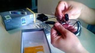 Spice Coolpad 2 Mi-496 Unboxing