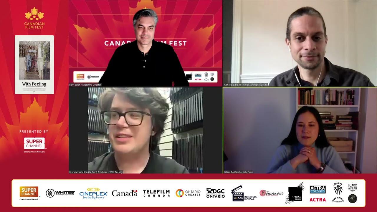 Download Canadian Film Fest 2021 Q&A - HOMEGROWN SHORTS PROGRAM #3