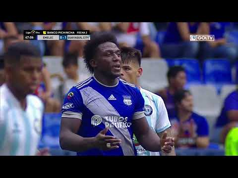 Emelec Guayaquil City Goals And Highlights