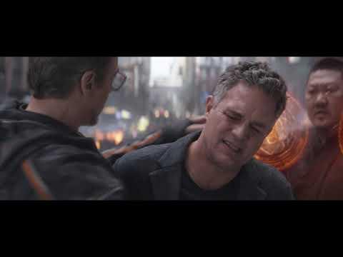 Avengers: Infinity War (2018) - Hulk Non Combatte - ITA - HD