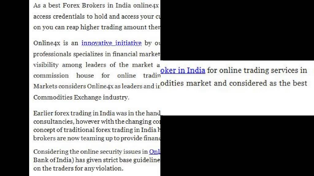 Best Forex Brokers in India TOP 10 (June )