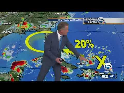 National Hurricane Center watching three areas of interest