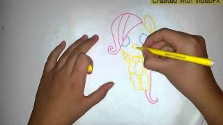 How to draw Mlp