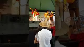 joão mulato e gaby violeira cantando oi paixão