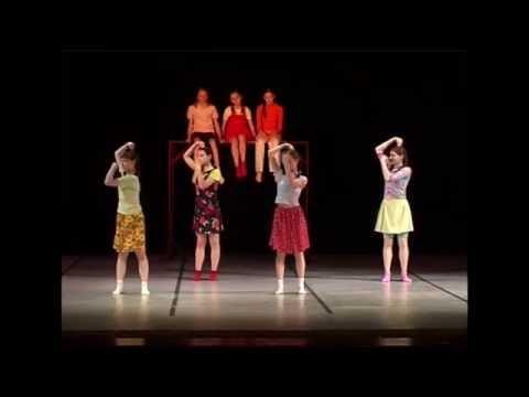 Contemporary dance for children