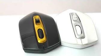 Đập hộp và đánh giá nhanh chuột gaming Newmen  F600