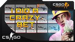 CS:GO - BIGGEST WIN ON CSGO LOUNGE #CRAZY 860$
