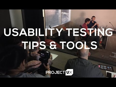 Usability Testing Tips & Tools: Powerful UX Research Method