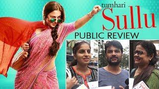 Tumhari Sulu PUBLIC REVIEW