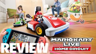 Mario Kart Live: Home Circuit Review - Squandered Opportunity (Video Game Video Review)